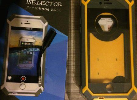 ISELECTOR® Custodia per Apple iPhone 6/6s