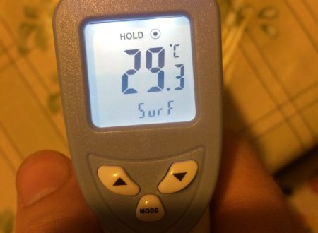 Grandbeing Toodoo Termometro digitale a infrarossi