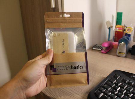COVERBasics cover trasparente da 0,3mm per iPhone 7