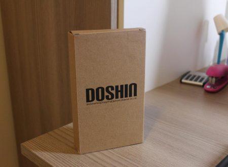 DoSHIn powerbank con display da 12000 mAh