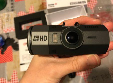Oasser dash cam telecamera per auto Full HD