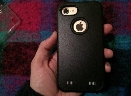 ZVE cover impermeabile per iPhone 7 anti polvere/acqua/neve