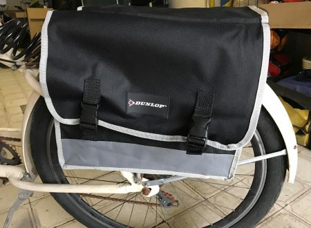 Dunlop borse per bicicletta