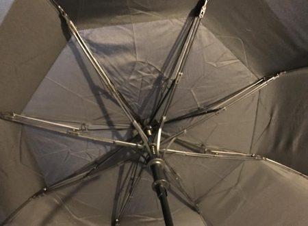 Umenice Ombrello pieghevole premium automatico e anti-vento