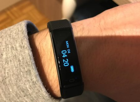 Endubro W33/ID115 smart bracelet bluetooth compatibile Android e iOS