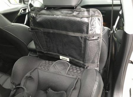 Aoafun coppia di organizzatori multi tasca copri-schienale per auto