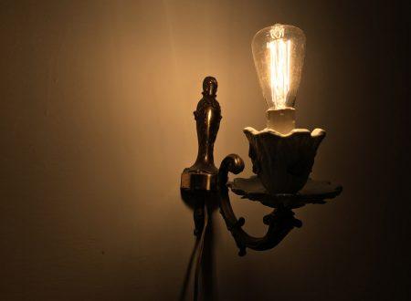 Kingso lampadina a filamenti vintage con attacco E14 bianco caldo 2200K