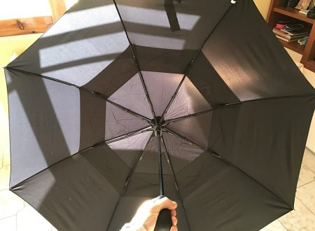 Umenice ombrello taglia XL automatico, ventilato