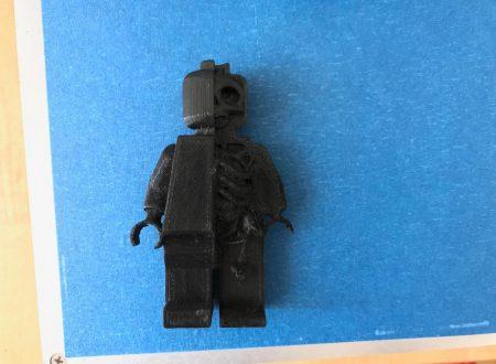 Wokeke filamento PLA per stampa 3d di colore NERO