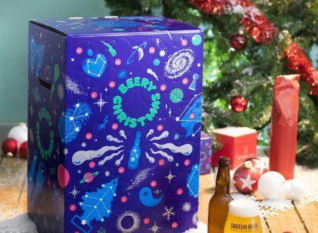 Beery Christmas un calendario dell'avvento per gli amanti della birra