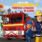 Libro Sam Il Pompiere