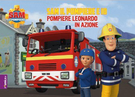 Framily la storia di Sam Il Pompiere con un protagonista d'eccezione