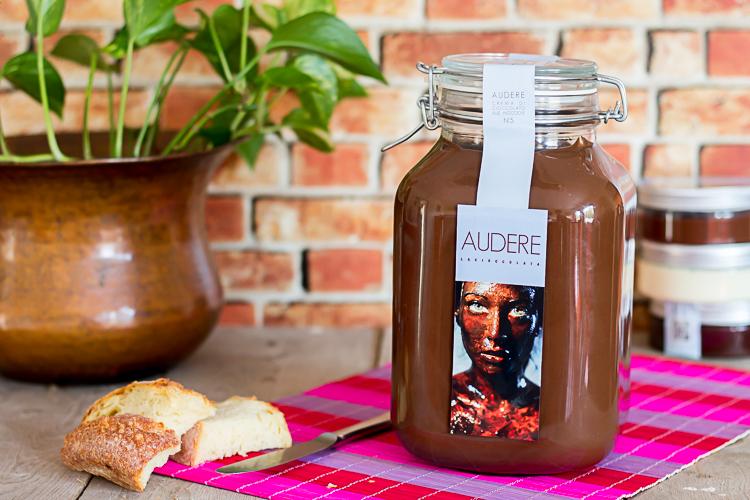 Audere crema cioccolato e nocciole 3kg